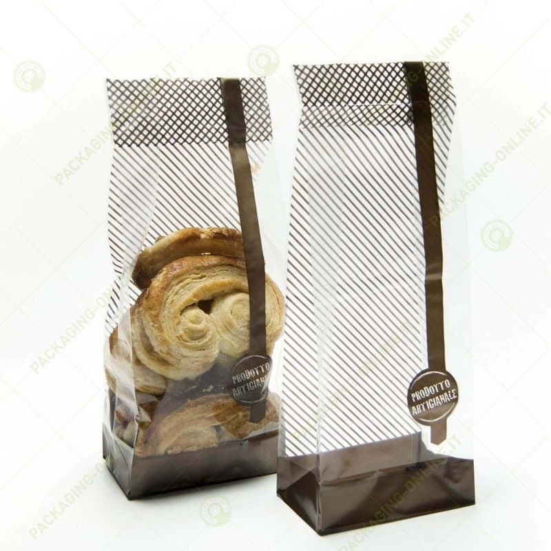 Sacchetti Royal bag per alimenti con soffietto