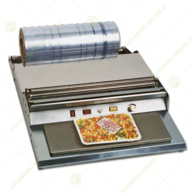 Confezionatrice manuale - dispenser 450 mm