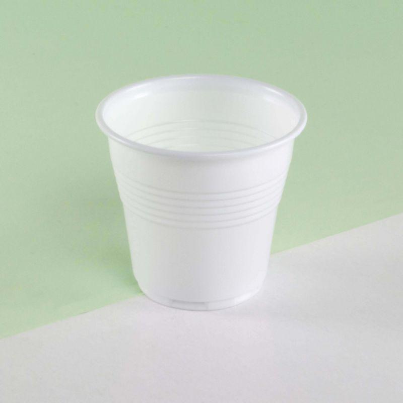 Bicchiere caffè Bianco 80cc.