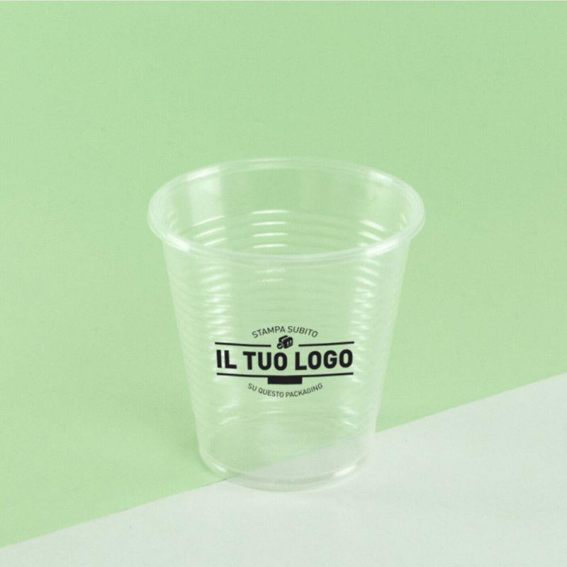Bicchieri Trasparenti 166 cc