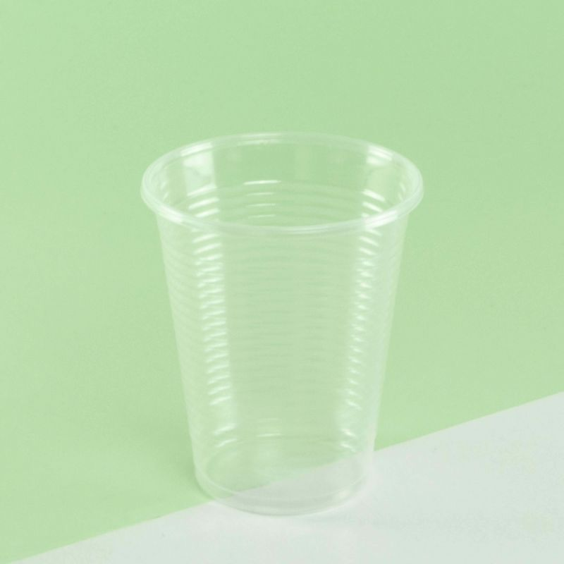 PP clear plastic cups 200 cc - Neutral