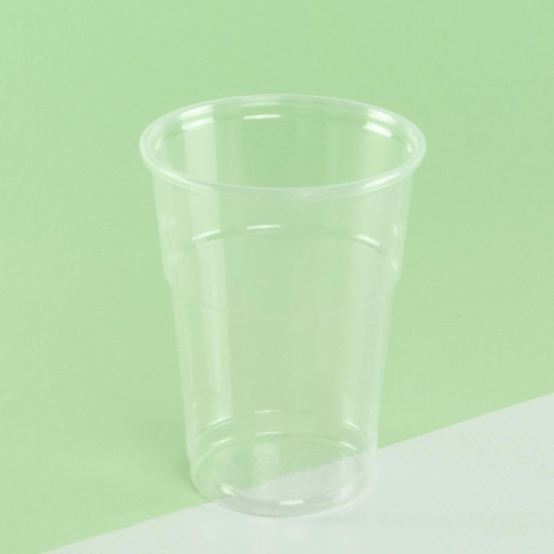 PP clear plastic cups 250 cc - Neutral