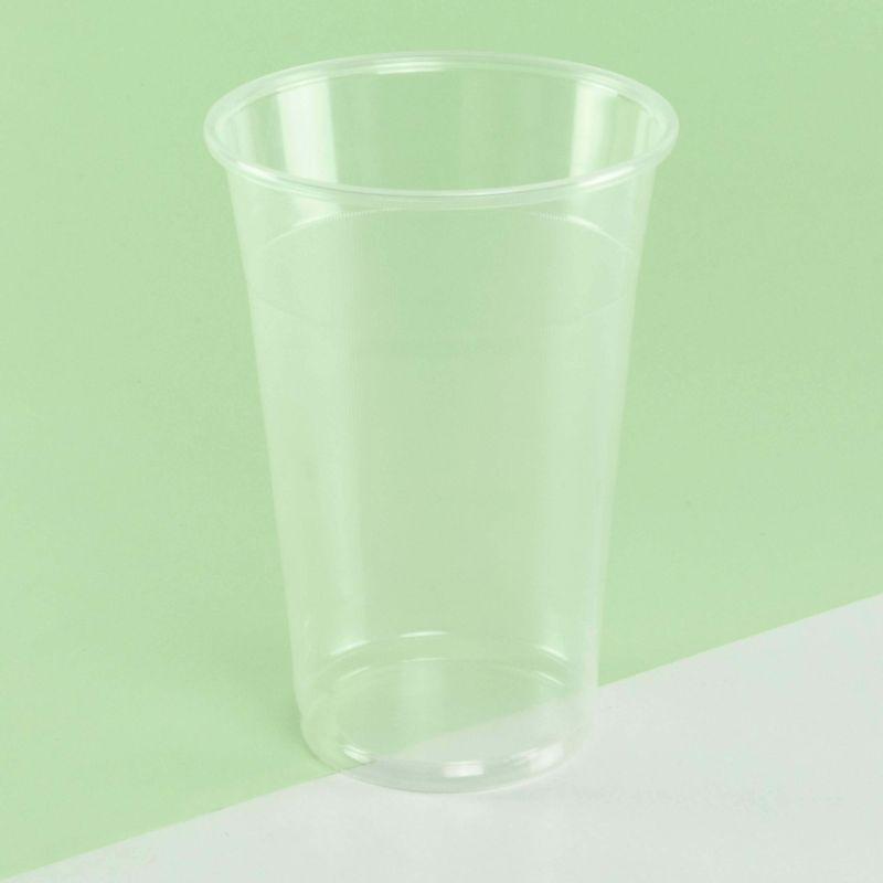 Bicchiere Trasparente 400 cc - Neutro