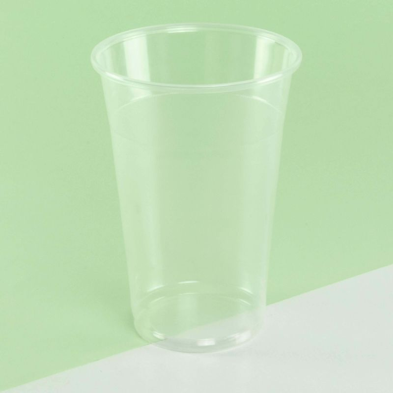 PP clear plastic cups 400 cc - Neutral