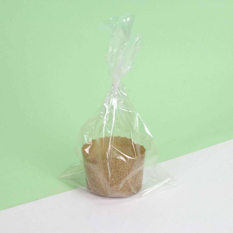 Sacchetti per panettoni piccoli 160x270 mm