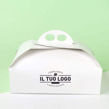 Scatole torta bianche (100Pz.)