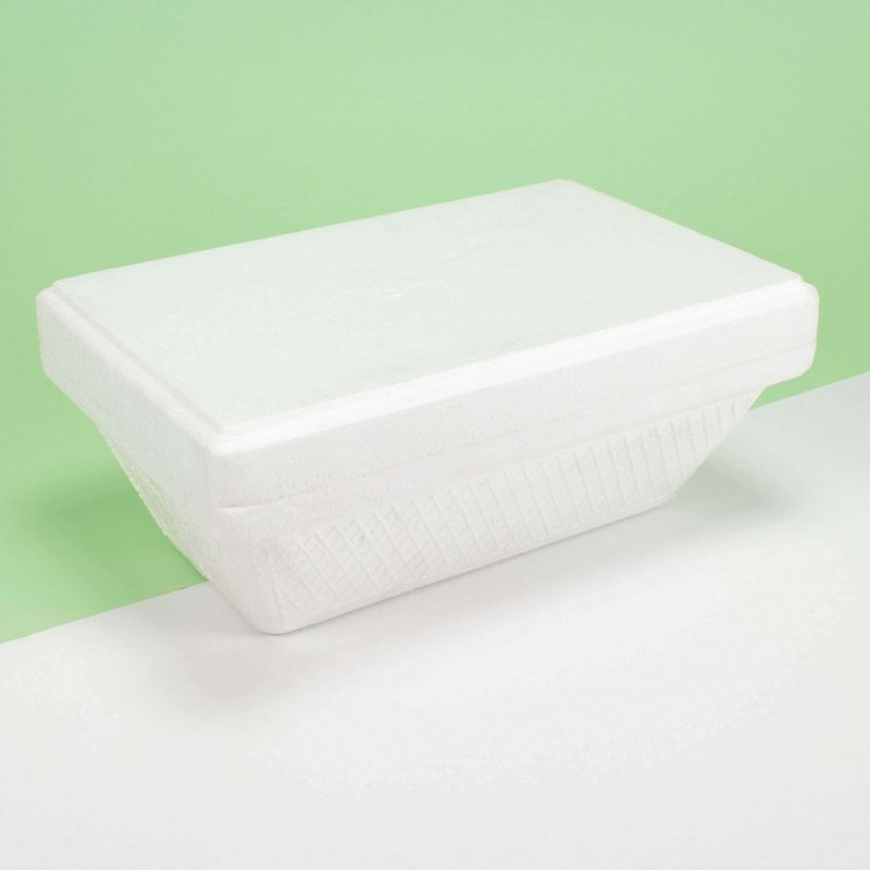 Foam boxes Thermox 1500 gr - Neutral