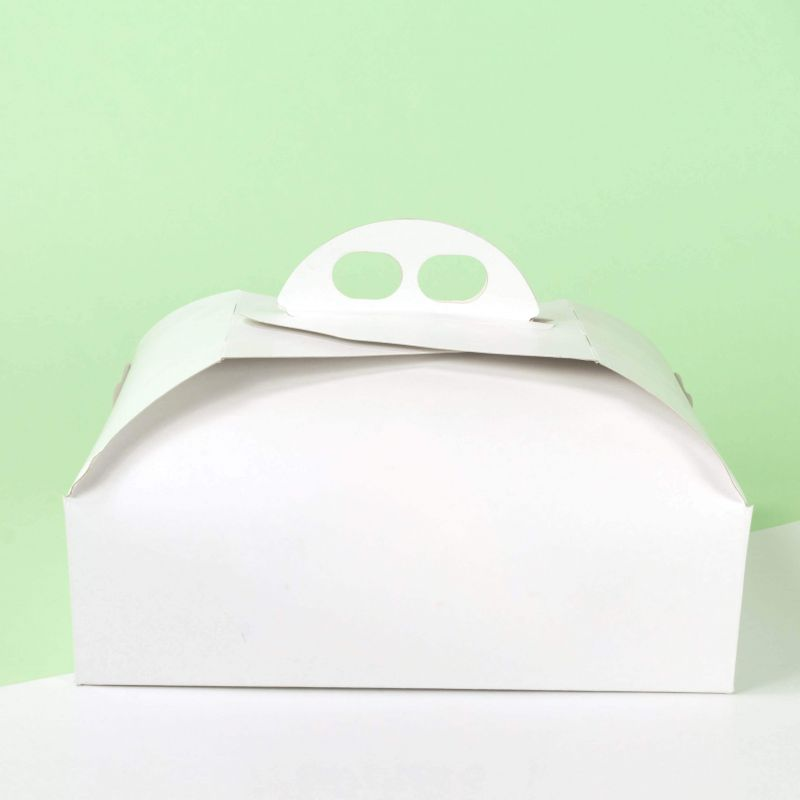 White cake box Ramage - Neutral