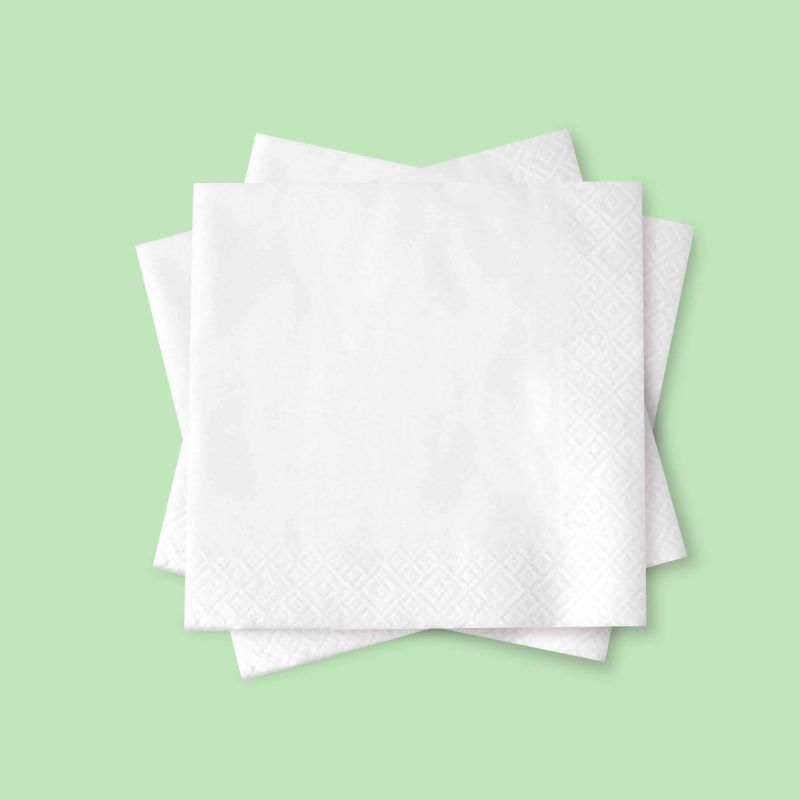 Paper towel 25 x 25 - 2 veli - Neutral