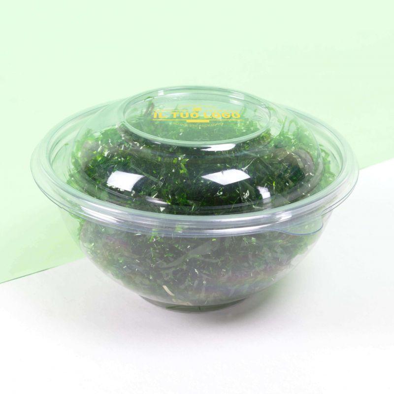 Round Trasparent bowls 2400cc