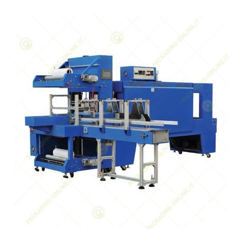 Fardellatrice automatica ST6040A+ forno TBSE6040A