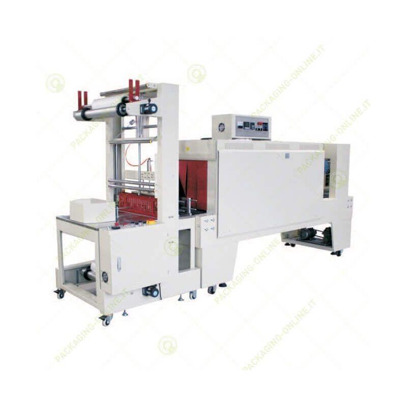 Fardellatrice semi-automatica ST6040Q+ forno TBSE5045A