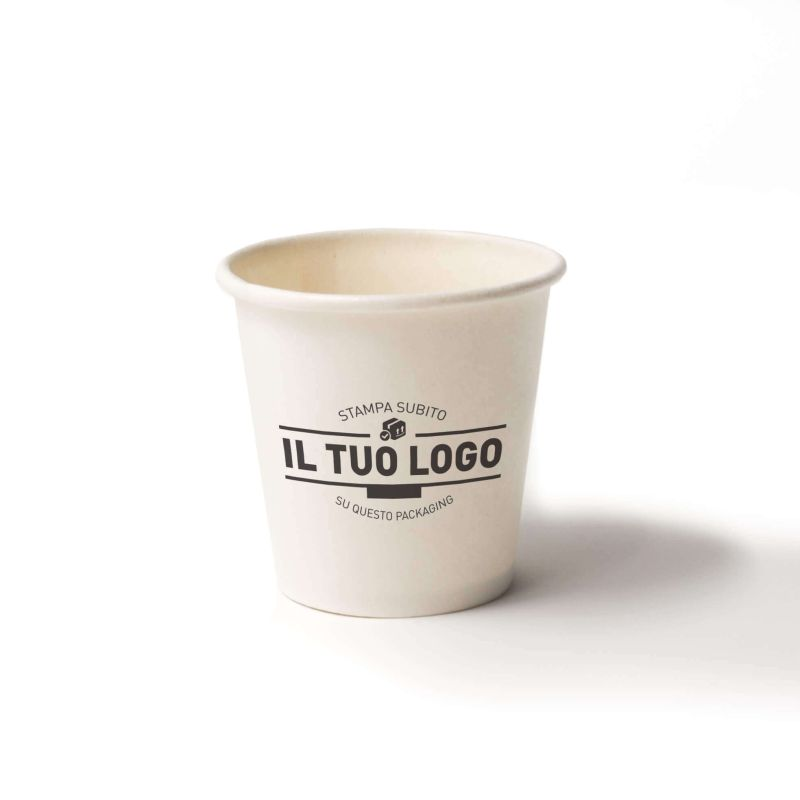 Cofee Paper Cup  70 cc - White