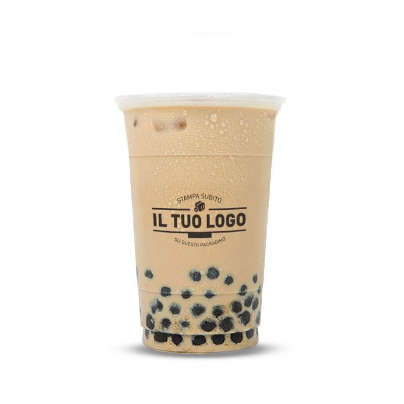 bicchiere bubble tea