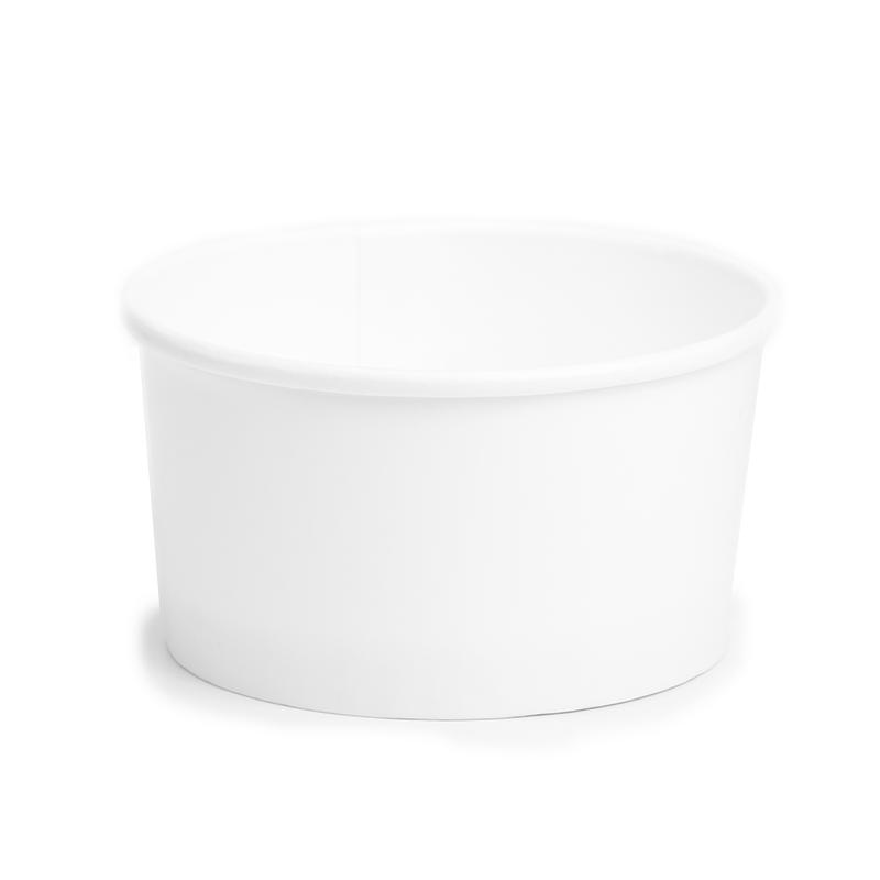 Coppette Cartoncino C160 per gelato - Neutre
