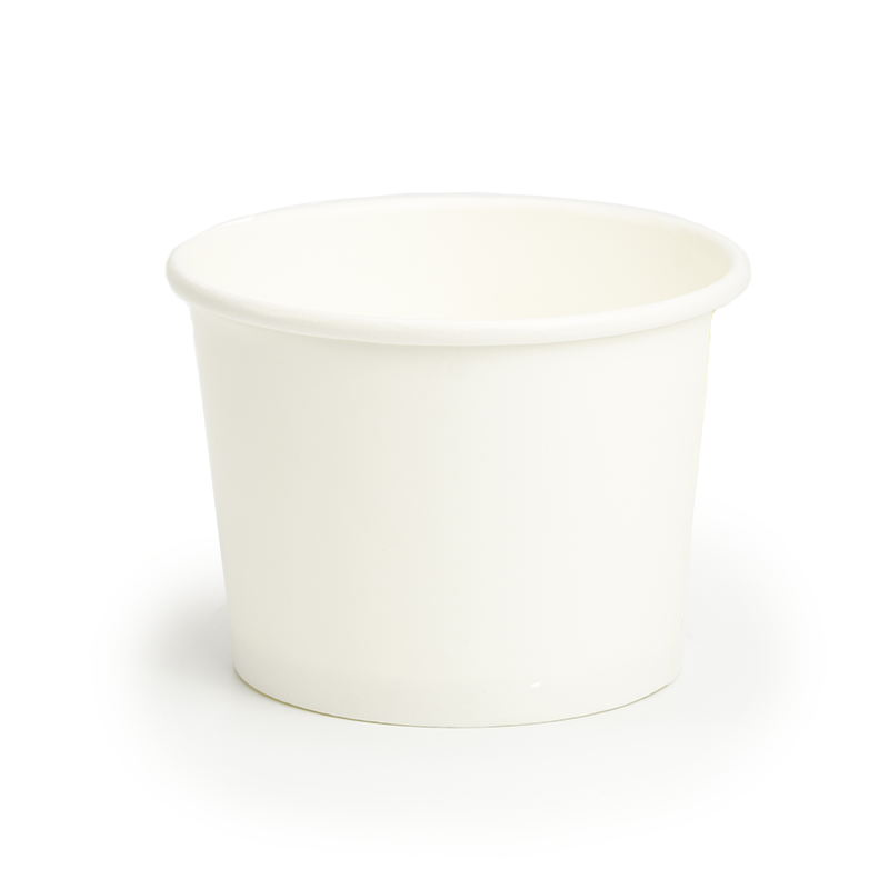 Ice cream paper cups  C145  - Neutral