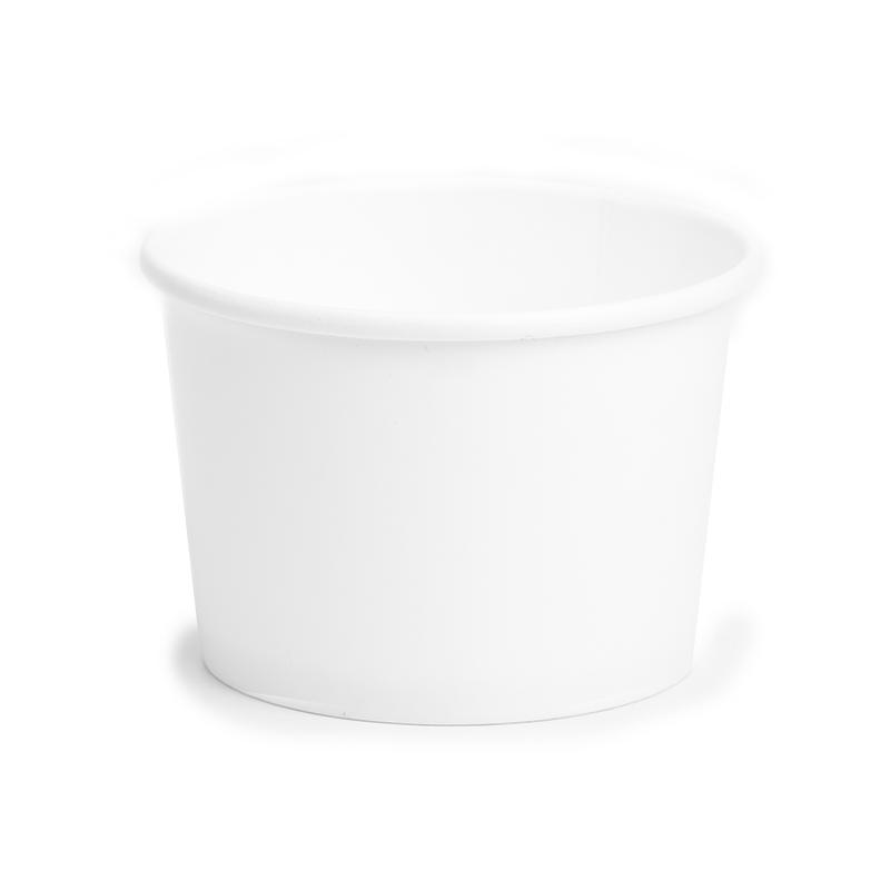 Coppette Cartoncino C235 per gelato - Neutre