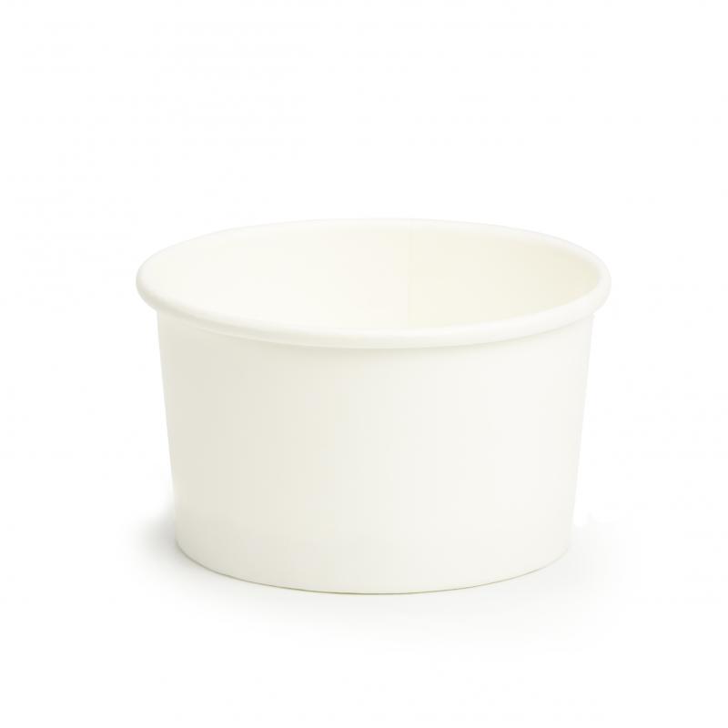 Coppette Cartoncino C120 per gelato - Neutre