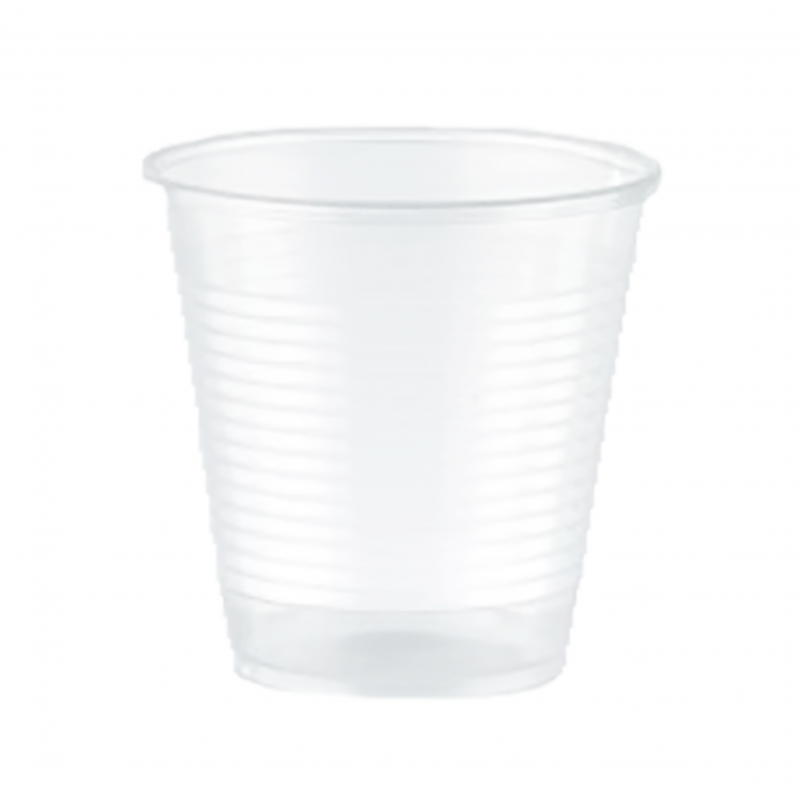 Clear PLA Cups 160 cc Compostable - Neutral