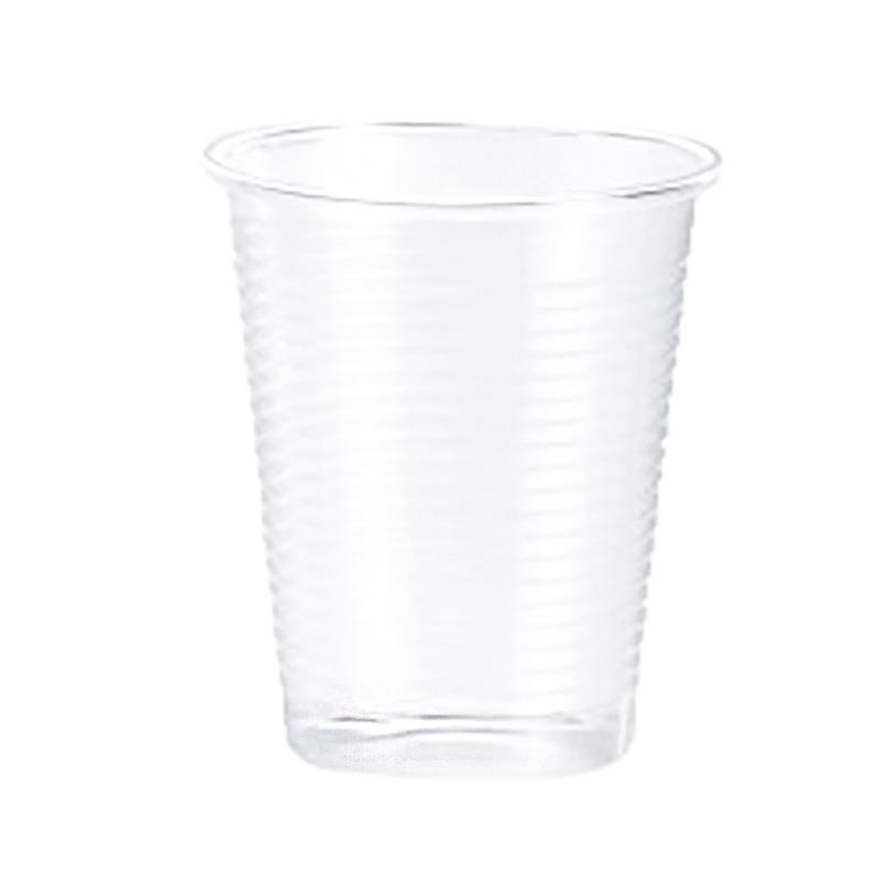 Bicchieri Trasparenti in PLA 200 cc Compostabili - neutri