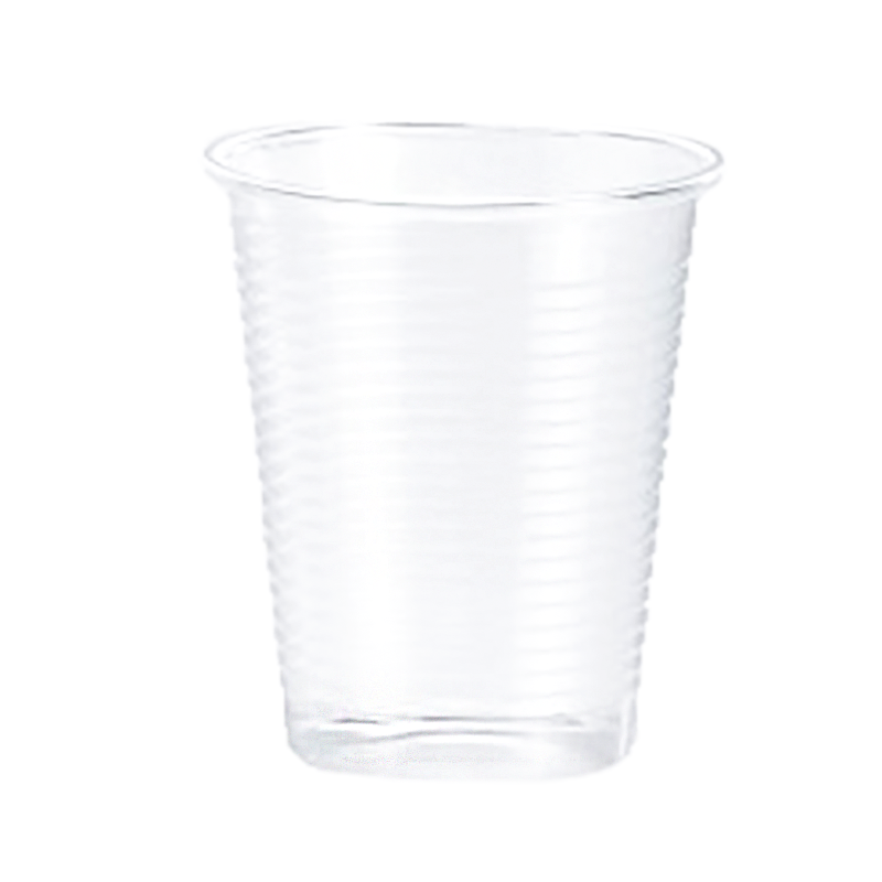 Clear PLA Cups 200 cc Compostable - Neutral