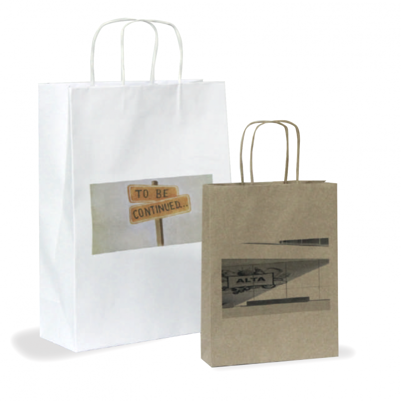 Paper Shoppers Daily Model  26 x 12 x 37 cm