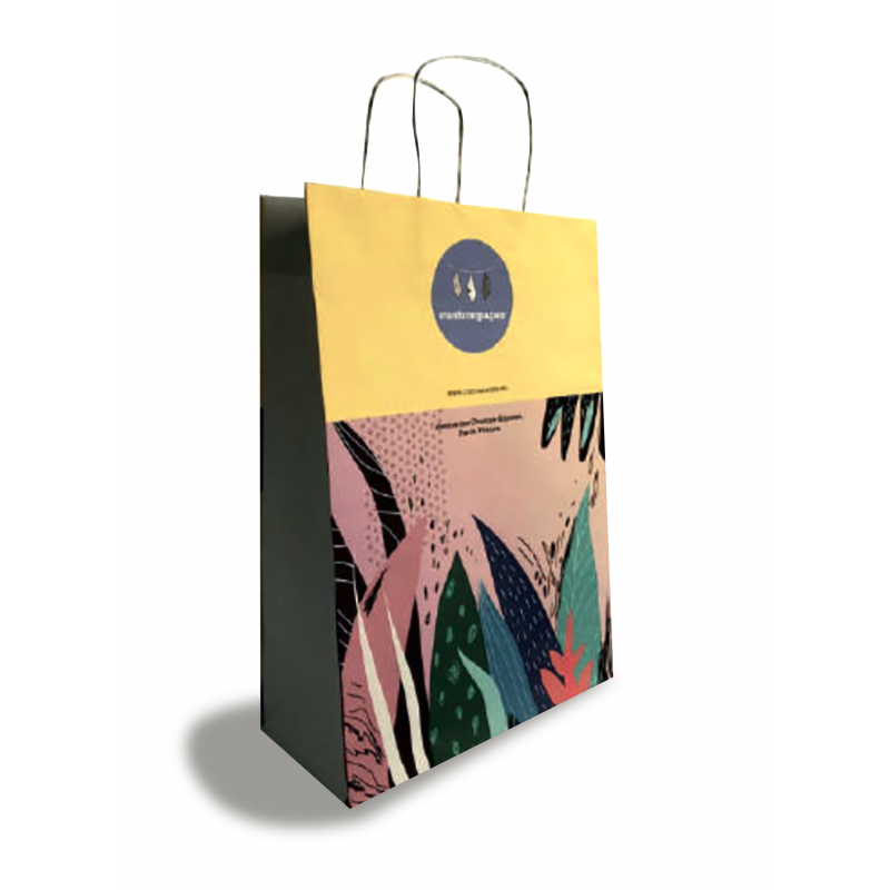 Shoppers in Carta Modello Daily 16 x 7,5 x 24 cm