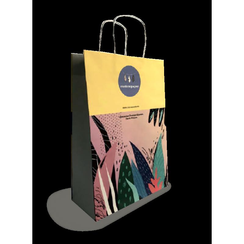 Shoppers in Carta Modello Daily 36 x 12 x 37 cm