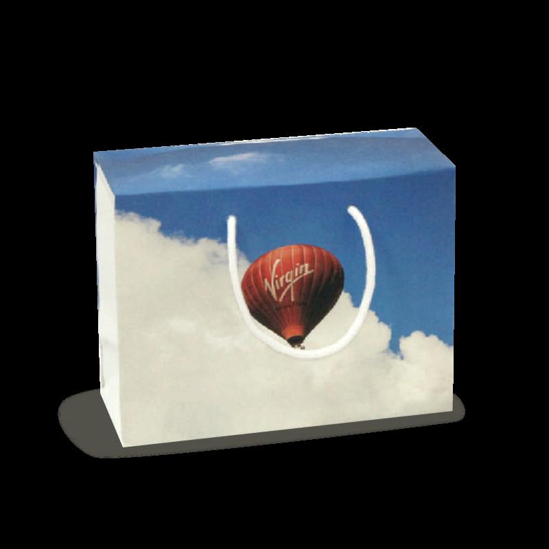 Cardboard Shoppers Box Model 32 x 9 x 20 cm