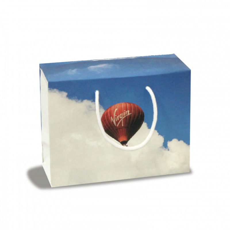 Cardboard Shoppers Box Model 42 x 12 x 32 cm