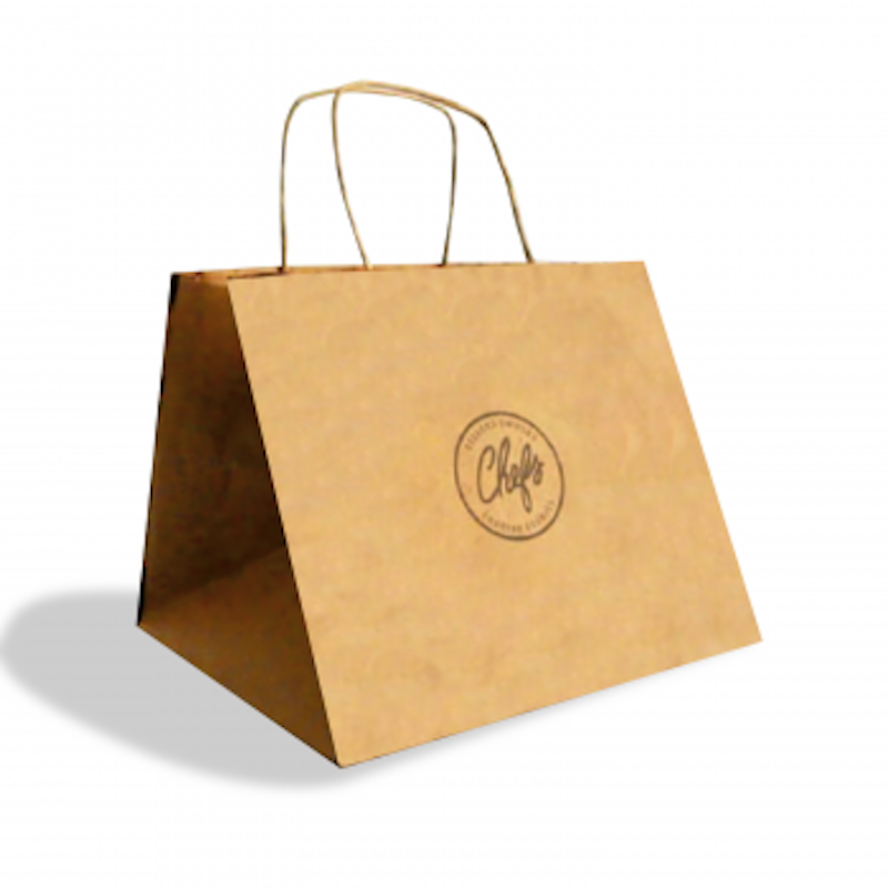 Paper Shoppers Pastry Model 24 x 24 x 21 cm