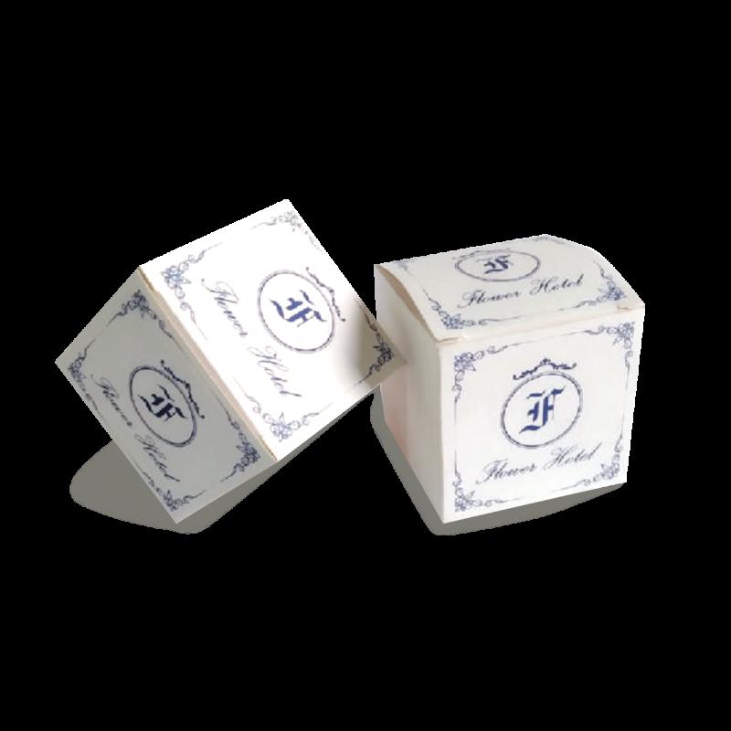 Scatola pieghevole  Modello Cubo 7 x 7 x 7 cm