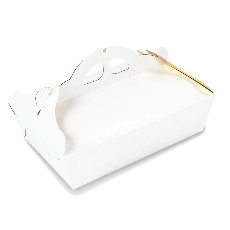 Bakery boxes 13,5x13,5 - neutral