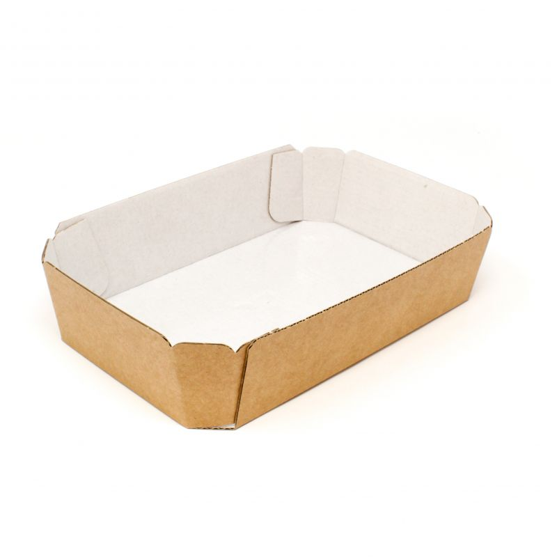 Cardboard trays for food  COD.5