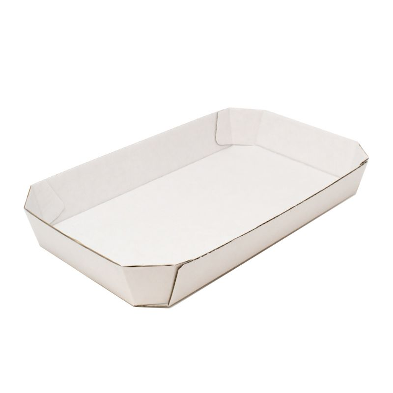 Cardboard trays for food N3/M