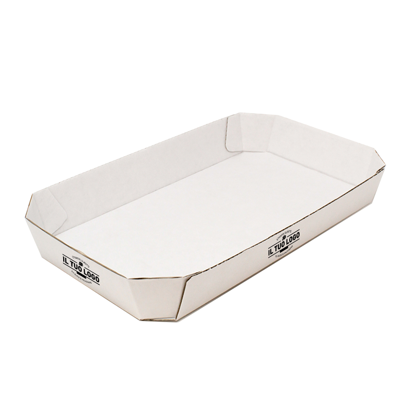 Customizable Cardboard trays for food N3/M