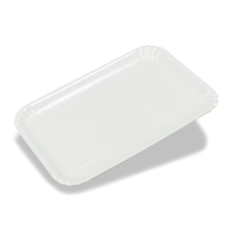 Vassoi bianchi politenati - Neutri