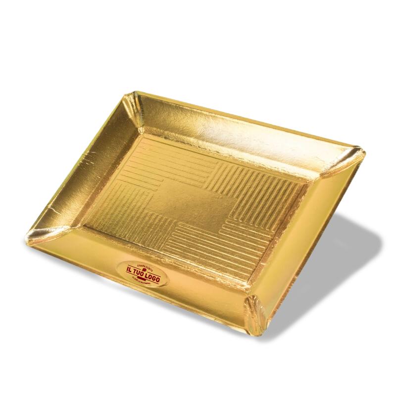 Vassoi oro Zen stampa a colori