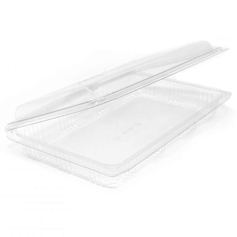 Rectangular Container 215x292x45 mm (1000 gr)