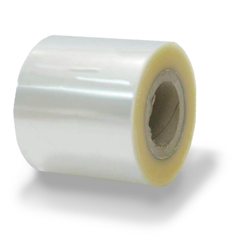 Weldable polypropylene film film 40 my coupled
