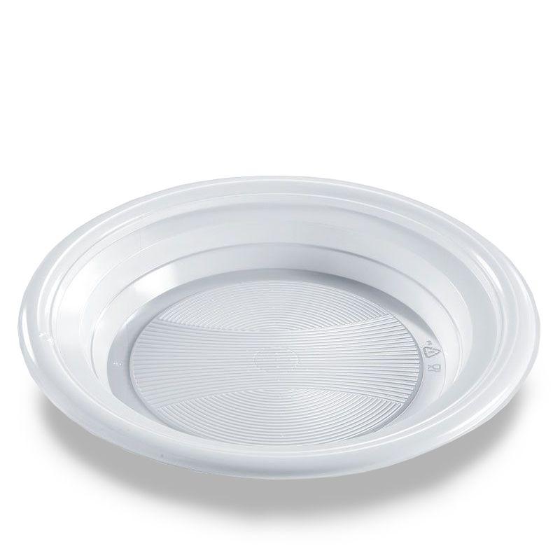 Plastic Soup Plates Ø 21 cm