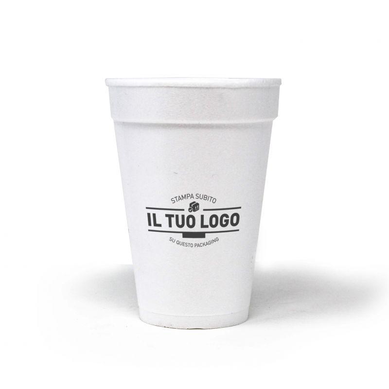 Polystyrene cups 300 cc