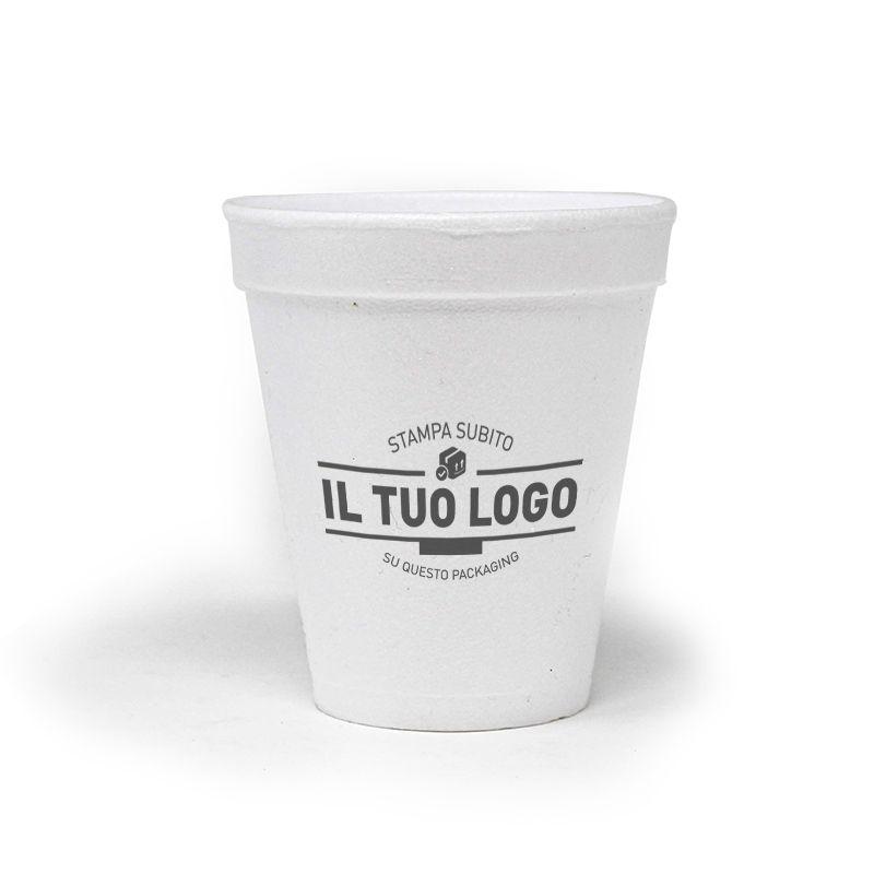 Polystyrene cups 200 cc
