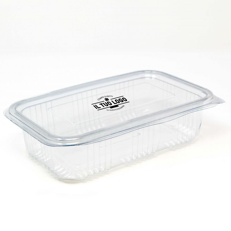 Rectangular Container 750 ml Customized