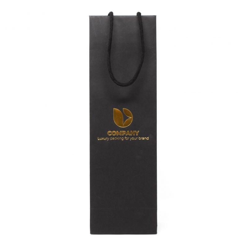 sacchetti per vino personalizzati 12 x 9 x 39 cm
