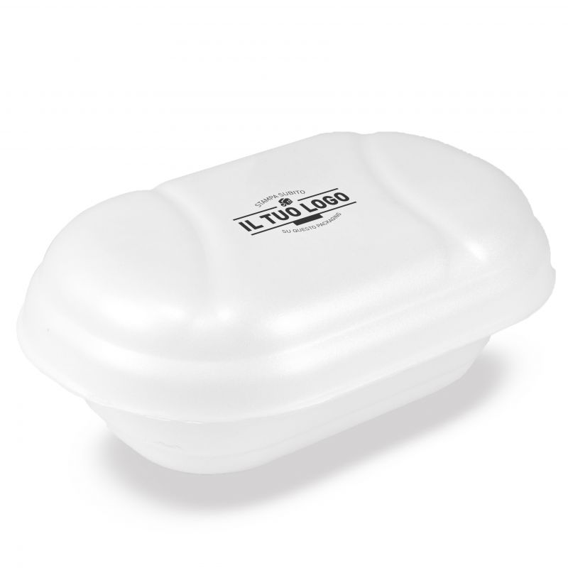 Vaschette Gemagel Bianche 1000 gr