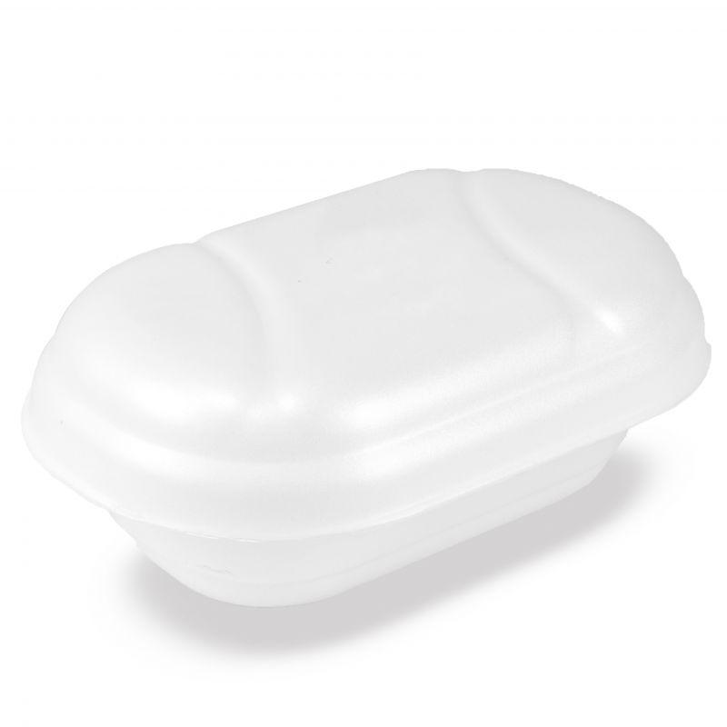 Foam boxes Gemagel white 1000 gr - Neutral