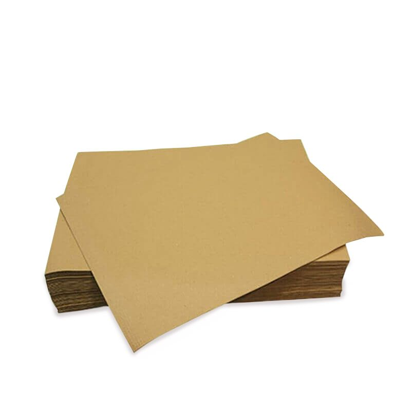 Straw Paper placemats 30x40 cm - neutral