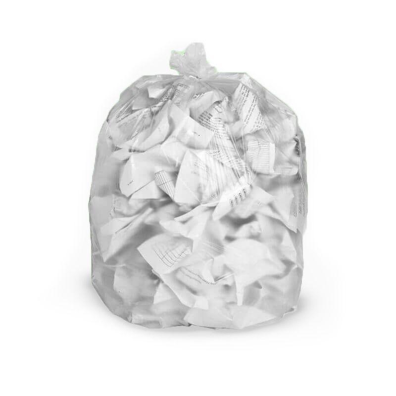 Transparent Trash Bags 90x120 cm