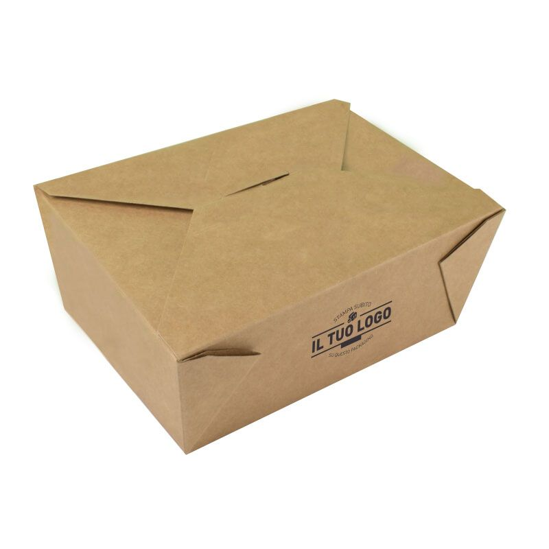 Box lunch 8 avana  [17,5 x 14 x 6,5h.]